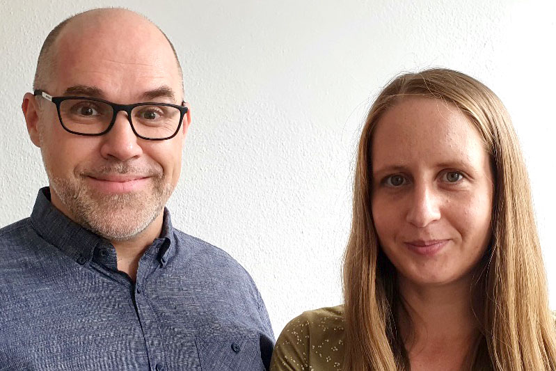 Wilfried Frei und Simone Müller